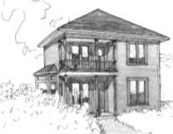 Vernacular Architecture - Four Square
