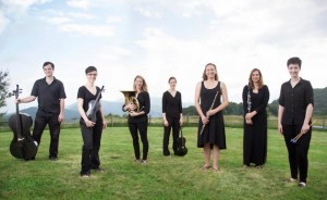 Music in the American Wild Performs at English Camp on San Juan Island, WE